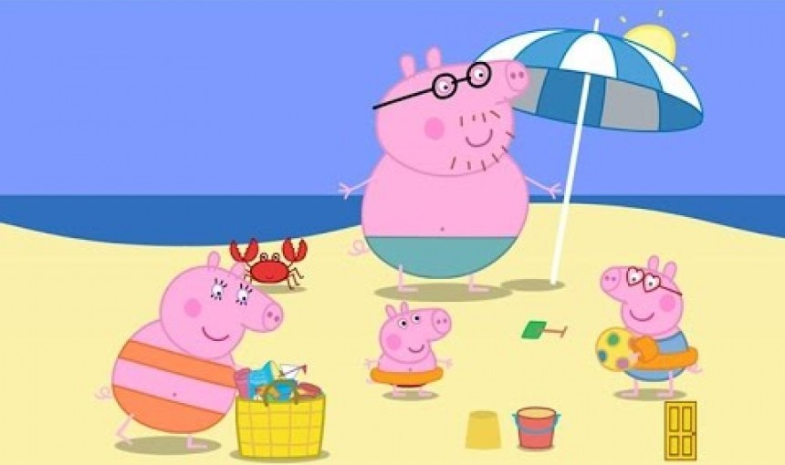 Peppa Pig 2015 ABC Song For Baby Peppa Pig English Episodes New Episodes Peppa  Pig English