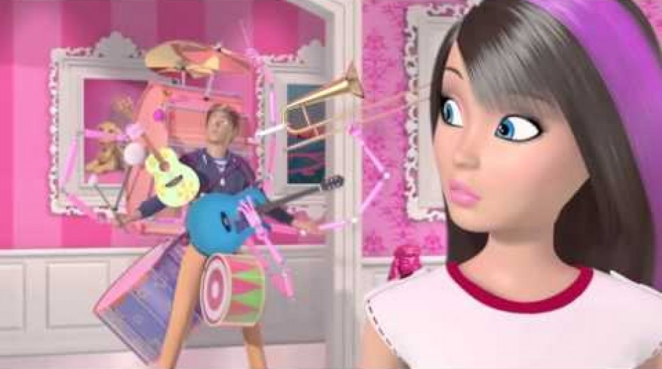 Barbie Life in the Dreamhouse   Sisters' Fun Day w  Fifth Harmony