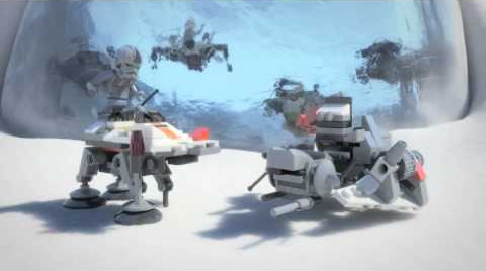 LEGO® Star Wars™ 75075 AT-AT – Microfighters 2015