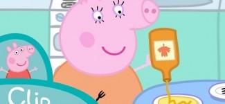 Peppa Pig – Pancakes (Clip)