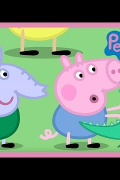 Peppa Pig – Grampy Rabbit's Dinosaur Park (HD)