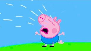 George Pig Crying Peppa Pig Toy Episodes 2015