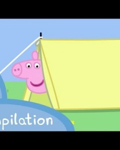 Peppa Pig – Outdoor Adventures with Peppa Pig! (25 minutes compilation)
